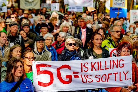 5G protests