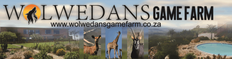 Wolwedans Game Farm